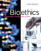 Cover for Bioethics