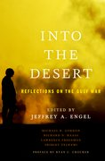 Cover for Into the Desert