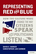 Cover for Representing Red and Blue