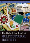 Cover for The Oxford Handbook of Multicultural Identity