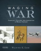 Cover for Waging War - 9780199797455