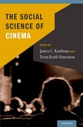 Cover for The Social Science of Cinema