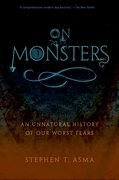 Cover for On Monsters