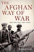 Cover for The Afghan Way of War