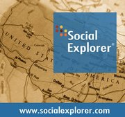 Cover for Social Explorer - 9780199799305