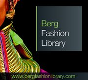 Cover for Berg Fashion Library