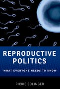Cover for Reproductive Politics