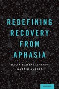 Cover for Redefining Recovery from Aphasia