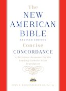Cover for New American Bible Revised Edition Concise Concordance