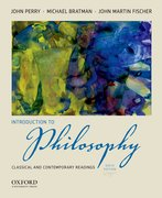 Cover for Introduction to Philosophy