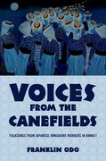 Cover for Voices from the Canefields