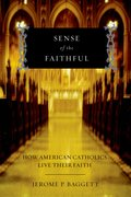 Cover for Sense of the Faithful