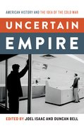Cover for Uncertain Empire