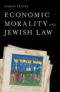 Cover for Economic Morality and Jewish Law