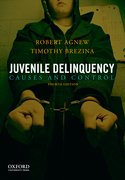 Cover for Juvenile Delinquency