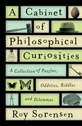 Cover for A Cabinet of Philosophical Curiosities