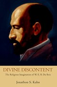 Cover for Divine Discontent