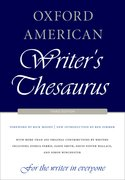 Cover for Oxford American Writer
