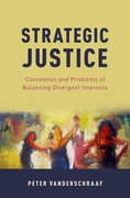 Cover for Strategic Justice