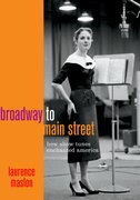 Cover for Broadway to Main Street - 9780199832538