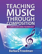 Cover for Teaching Music Through Composition