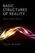 Cover for Basic Structures of Reality