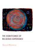 Cover for The Significance of Religious Experience