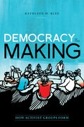 Cover for Democracy in the Making