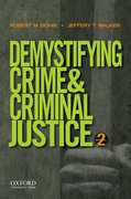 Cover for Demystifying Crime and Criminal Justice