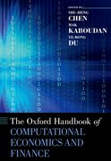 Cover for The Oxford Handbook of Computational Economics and Finance