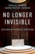 Cover for No Longer Invisible