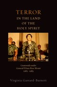 Cover for Terror in the Land of the Holy Spirit
