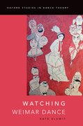 Cover for Watching Weimar Dance