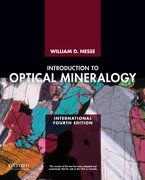 Cover for Introduction to Optical Mineralogy