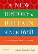 Cover for A New History of Britain since 1688