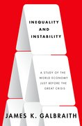 Cover for Inequality and Instability