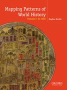 Cover for Mapping the Patterns of World History, Volume One: To 1600