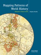 Cover for Mapping the Patterns of World History, Volume Two: Since 1450
