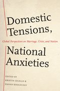 Cover for Domestic Tensions, National Anxieties