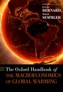 Cover for The Oxford Handbook of the Macroeconomics of Global Warming