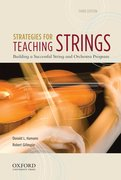 Cover for Strategies for Teaching Strings