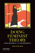 Cover for Doing Feminist Theory