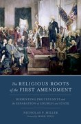 Cover for The Religious Roots of the First Amendment