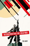 Cover for Reconstructing the Cold War