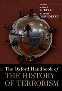 Cover for The Oxford Handbook of the History of Terrorism