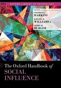 Cover for The Oxford Handbook of Social Influence