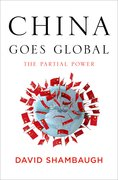 Cover for China Goes Global