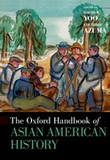 Cover for The Oxford Handbook of Asian American History