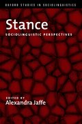 Cover for Stance