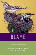 Cover for Blame